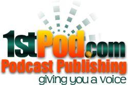 1st Podcast Publishing